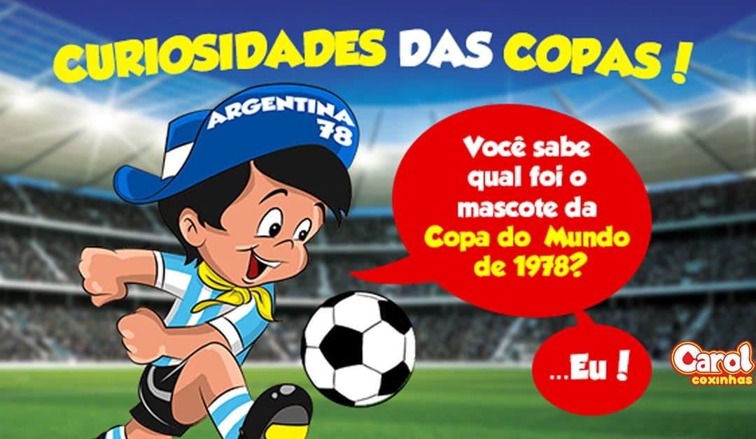 7e8bec2c7e Você sabe qual foi o mascote da Copa do Mundo de 1978