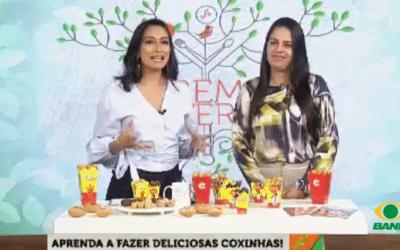 Terra Viva (Band) – Aprenda a fazer deliciosas coxinhas!