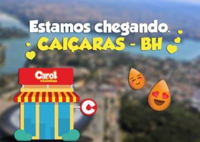Caiçaras – Belo Horizonte