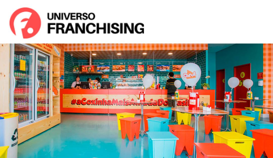 Universo franchising – Carol Coxinhas prevê abertura de seis novas unidades